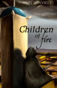 Children of Fire by MK Fonvielle