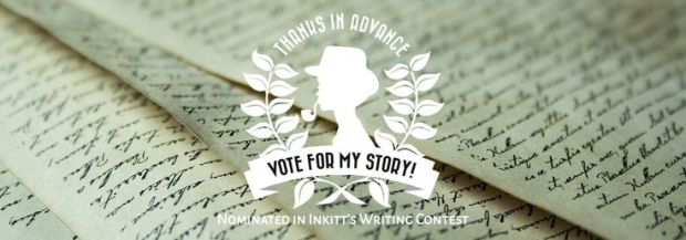 Support me by voting for Dreamwalker in Inkitt's fantasy writing contest!